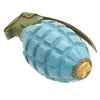 show larger image of product view 7 : Original U.S. WWII MkII Inert Practice Pineapple Fragmentation Hand Grenade Original Items