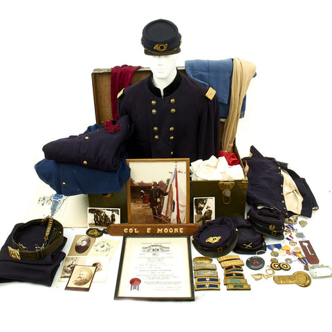 U.S. Civil War Union Army Historical Reenactor Impression Uniform and Accessories New Made Items
