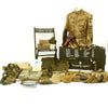 show larger image of product view 35 : U.S. WWII 101st Airborne 506th PIR Band of Brothers Historical Reenactor Impression Uniform and Accessories New Made Items