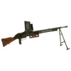 show larger image of product view 4 : Original French WWII Fusil-mitrailleur Modèle 1924 M29 Display LMG with Magazine - Serial 42338 Original Items