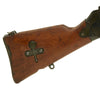 show larger image of product view 6 : Original French WWII Fusil-mitrailleur Modèle 1924 M29 Display LMG with Magazine - Serial 42338 Original Items