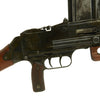 show larger image of product view 7 : Original French WWII Fusil-mitrailleur Modèle 1924 M29 Display LMG with Magazine - Serial 42338 Original Items