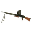 show larger image of product view 5 : Original French WWII Fusil-mitrailleur Modèle 1924 M29 Display LMG with Magazine - Serial 42338 Original Items