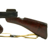 show larger image of product view 15 : Original U.S. WWII Thompson M1928A1 Display Submachine Gun Serial No. A.O. 43059 - Original WWII Parts Original Items