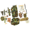 show larger image of product view 2 : Trunk of Assorted Grade 2 Original Military Antiques and Reproductions - Box 89 Original Items