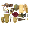show larger image of product view 2 : Trunk of Assorted Grade 2 Original Military Antiques and Reproductions - Box 115 Original Items