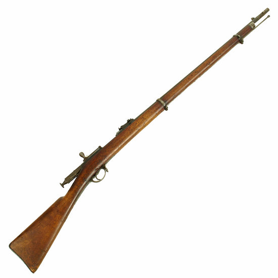 Original Imperial Russian Model 1870 Berdan II Infantry Long Rifle by Izhevsk with Crest - Dated 1880 Original Items
