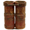 show larger image of product view 1 : Original 19th Century British Royal Navy Powder Monkey Bucket Set Original Items
