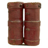show larger image of product view 6 : Original 19th Century British Royal Navy Powder Monkey Bucket Set Original Items