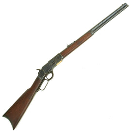 Original U.S. Winchester First Model 1873 .44-40 Rifle with Octagonal Barrel Serial 29831 - Made in 1879