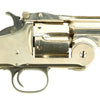 show larger image of product view 2 : Original Excellent U.S. Smith & Wesson Nickel-Plated First Model Russian No. 3 Revolver in .44 Russian - Serial 14564 Original Items
