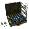 show larger image of product view 2 : Original German WWII M39 Egg Grenade Case with Original Internal Rack and Grenades
