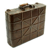 show larger image of product view 3 : Original German WWII M39 Egg Grenade Case with Original Internal Rack and Grenades