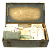 show larger image of product view 3 : Original German WWII Luftschutz Verbandkasten Medic First Aid Set in Steel Chest Original Items