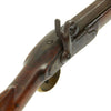 show larger image of product view 5 : Original U.S. Civil War Era Austrian M1849 Percussion Conversion Rifled Jaeger Musket - dated 1854 Original Items