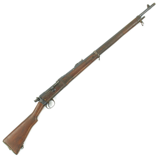 Original British Lee-Metford MkI.* Rifle dated 1889 by RSAF Enfield converted to Drill Purpose Trainer