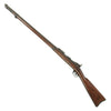 show larger image of product view 2 : Original U.S. Springfield Trapdoor Model 1884 Round Rod Bayonet Rifle made in 1891 - Serial No 512484 Original Items