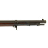 show larger image of product view 8 : Original U.S. Springfield Trapdoor Model 1884 Round Rod Bayonet Rifle made in 1891 - Serial No 512484 Original Items
