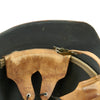 show larger image of product view 13 : Original Swiss WW2 M18/43 Steel Combat Helmet with 3/4 Ring Liner - Excellent Condition Original Items