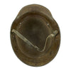 show larger image of product view 7 : Original Imperial German WWI M16 Stahlhelm Army Helmet Shell with Chinstrap - marked E.T.62 Original Items
