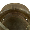 show larger image of product view 8 : Original Imperial German WWI M16 Stahlhelm Army Helmet Shell with Chinstrap - marked E.T.62 Original Items