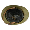 show larger image of product view 9 : Original WWII French M1926 Adrian Helmet without Badge - Olive Green Original Items