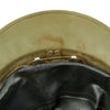 show larger image of product view 11 : Original WWII French M1926 Adrian Helmet without Badge - Olive Green Original Items