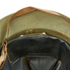show larger image of product view 13 : Original WWII French M1926 Adrian Helmet without Badge - Olive Green Original Items