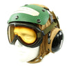 show larger image of product view 4 : Original U.S. Navy Aircraft Carrier Flight Deck Crew HGU-25/P Helmet of CVWR-30 Carrier Air Wing Reserve 30 Original Items
