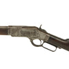 show larger image of product view 11 : Original U.S. Winchester Model 1873 .44-40 Rifle with Heavy Round Barrel made in 1891 - Serial 396443B Original Items