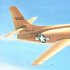 show larger image of product view 22 : Original U.S. Cold War Chuck Yeager Signed X-1 Plane, Print and Photo with Certificate of Authenticity Original Items