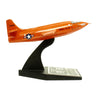 show larger image of product view 17 : Original U.S. Cold War Chuck Yeager Signed X-1 Plane, Print and Photo with Certificate of Authenticity Original Items