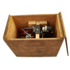 show larger image of product view 2 : Original U.S. WWII USAAF Type B-2 Torpedo Director Sight in Transit Chest Original Items