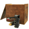 show larger image of product view 1 : Original U.S. WWII USAAF Type B-2 Torpedo Director Sight in Transit Chest Original Items