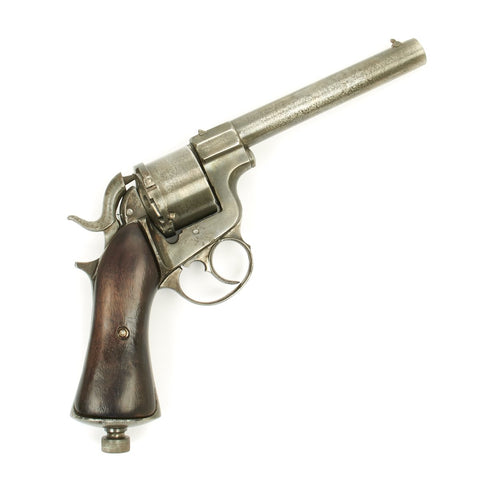 Original Civil War Era French Pidault & Cordier Model RAPHAEL 11mm Centerfire Revolver Original Items