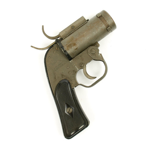 Original U.S. WWII 37mm M8 Pyrotechnic Signal Flare Pistol by SWC