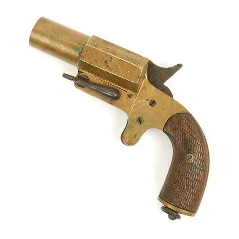 Original French WWI Model 1917 Flare Signal Pistol