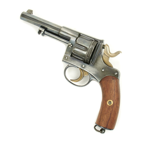 Original Dutch Model 1894 Colonial Military Issue Revolver in 9.4mm - Serial 1903