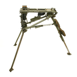 German WWII Era MG 42 Lafette Tripod