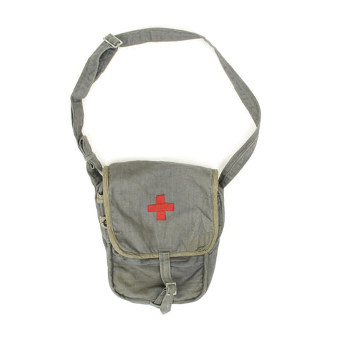 Original Russian WWII Soviet Medic Shoulder Bag with Strap