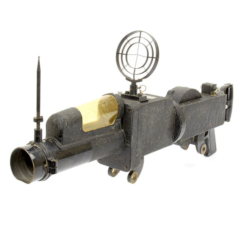 Original Japanese WWII Type 89 Rokuohsha Machine Gun Camera - Zero Fighter Plane