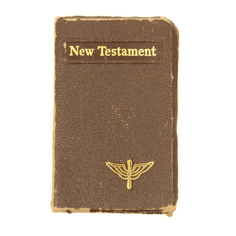 Original U.S. WWII Army Air Corps Pocket Bible