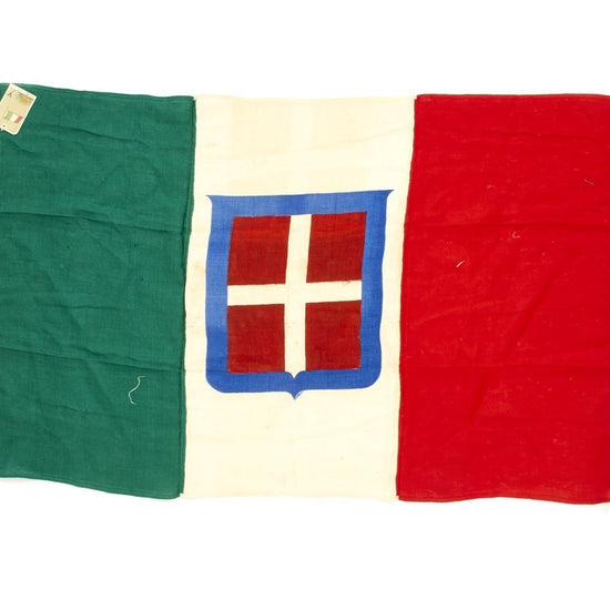 Italian Flags for Sale – International Military Antiques