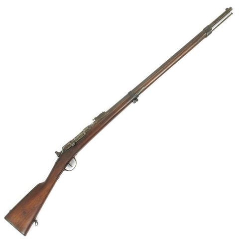 Original French Fusil modèle 1866 Chassepot Needle Fire Rifle Dated 1867 - Serial F 36557