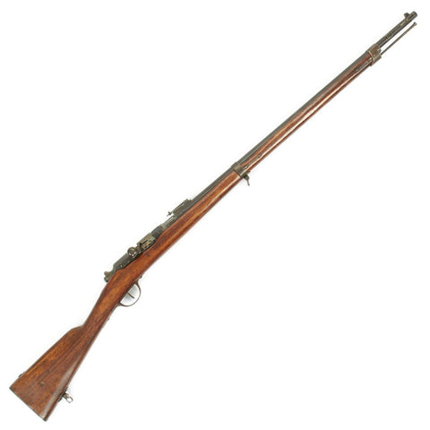 Original French MLE 1866-74 Gras Infantry Converted Rifle Made in 1874 - Matching Serial FG 94447