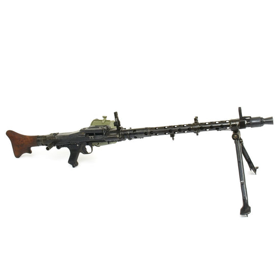 Original German WWII MG 34 Display Machine Gun - Marked ar, dated 1942