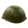 show larger image of product view 5 : Original WWII Italian M33 Service Worn Helmet Original Items