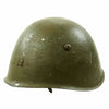 show larger image of product view 6 : Original WWII Italian M33 Service Worn Helmet Original Items