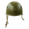 show larger image of product view 8 : Original WWII Italian M33 Service Worn Helmet Original Items