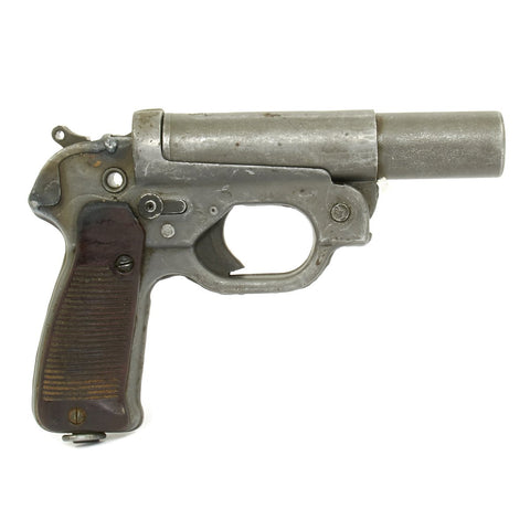 Original German WWII Leuchtpistole 42 Signal Flare Pistol LP-42 by euh - Unmatched Serial Number